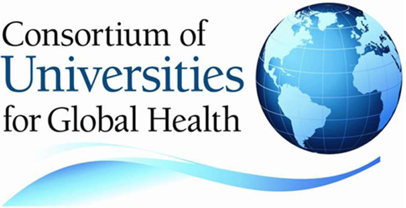 Consortium of Universities for Global Health Logo